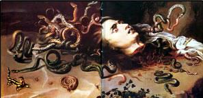 """Os """"mestres"""" do Espiritismo, e os espíritas em geral, nem suspeitam quantos """"sapos e cobras"""" podem sair de uma cabeça em transe, desligada da realidade, em estado alterado de consciência, imaginando que é um morto!"""