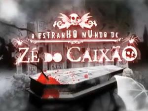 """""""Estranho Mundo de Zé do Caixão 2010"""" no Canal Brasil – Padre Quevedo 1/3"""