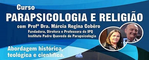 Curso de Parapsicologia em Santo Amaro da Imperatriz-SC